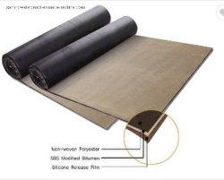 Sbs impermeable APP Impermeabilización de betún modificado estimó para el hogar