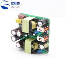 Mini chargeur de voiture micro Adaptateur Chargeur de voiture USB PCBA