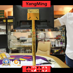 Gambling Game Casino Table Metal Iron/Brushed Stainless Steel Result Display Holder (YM - MS01 - 1)
