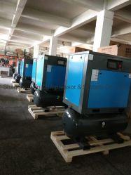 15HP 380V 220V eléctricos industriais de Ar Rotativa Compressor de parafuso para máquina de embalagem