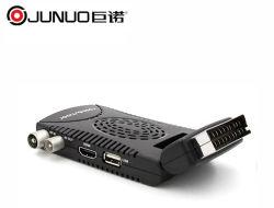 Full HD 1080P Европейского Телеприставки мини-разъем Scart DVB-T2