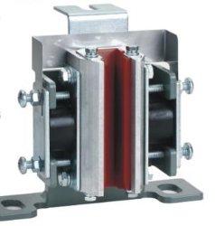 H35 Ascenseur Ascenseur exécutant guider de rail de guidage du rouleau du caisson de nettoyage