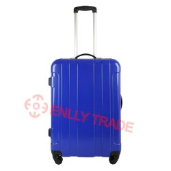 3 unid 20/24/28 polegadas difícil viajar Sala Bag ABS+PC Mala Trolley (LP444)