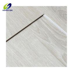 5mmの軽いカシの耐熱性ビニールの床の防水板のフロアーリング