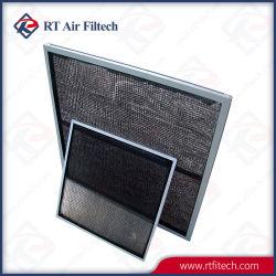 Нейлоновой сетки панели воздушный фильтр для центральной системы кондиционирования воздуха