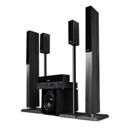 2019 Fabricante Co-Axial Hi-Fi Power Home Theater Bluetooth Subwoofer Surround de 5.1 canais de amplificação de som de cinema em casa de cinema em alto-falante