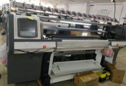 Sistema computarizado de dos Knittingmachine plana