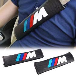 Корпус из углеродного волокна индивидуальные ремня безопасности сиденья автомобиля плечевая опора крышки