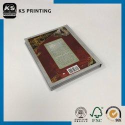 Personalizados de alta qualidade, capa dura 4 alimentos de cor de impressão de livros