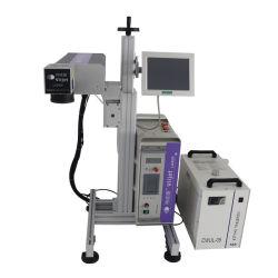Благодаря усовершенствованному УФ лазерной маркировки/гравировка/печатной машины on-line лазерный станок для косметических /стекла /духи расширительного бачка