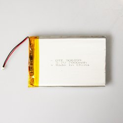 Dtp 3,7 V au lithium-polymère 906899 7000mAh Batterie pour les produits numériques