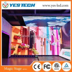 SMD Полноцветный этапе внутри и вне помещений в аренду светодиодный экран