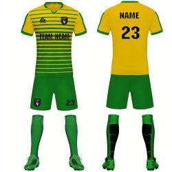 Neue niederländische Fußball-Verein-weg Jersey-kundenspezifische Fußball-Uniform der Ankunfts-2019