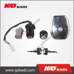 Bajaj Boxer BM 100 Bajaj découvrir 100 Kadi Pièces de moto jeu de verrouillage