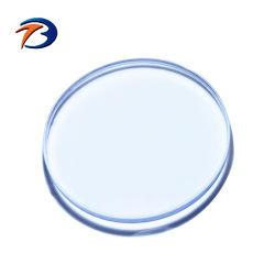 Janela de fluoreto de cálcio óptica Wafer CaF2 Windows