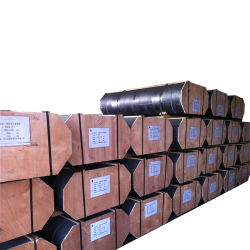 Potência super alto grau de RP de eléctrodos de grafite Shp Eléctrodos de grafite