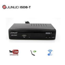 Isdbt MPEG-2/4 H. 264 поддержка HD Mini Телеприставки