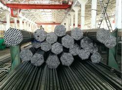 Сшитые из углеродистой стали, нержавеющей стали Ms трубы и трубки/трубы для бойлер, теплообменник, бумаги, воды, газа (SA179/192/A210, EN10216, DIN17175)