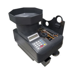 Heavy Duty High Speed Multi Denominations Coin Counting machine