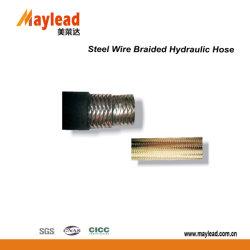 De RubberSlang van Braides van de Draad van het staal van de hoge druk
