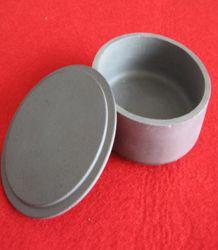 Sic sinterizado carboneto de silício Cadinho de cerâmica