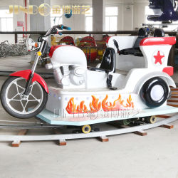 Поездка на Funfair формы мотоциклов дизайн контакт поезд для продажи