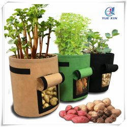 Plantar Legumes Basin Batatas Jardim Vertical Pot Saco da Plantadeira