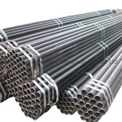 6M-12m de tuyau de soudure en acier soudé en spirale structure projets SER de tuyau tuyau carré noir laminé à froid dans le commerce de gros