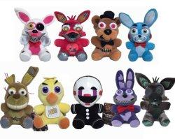 Cinque Notti Al Freddy'S Plush Doll Toy