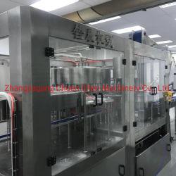Esportazione 15000bph 3 in 1 liquido di plastica dell'acqua della bevanda della bottiglia che risciacqua macchina imballatrice di contrassegno di coperchiamento di riempimento