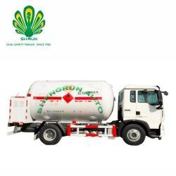 액화천연가스 저온 액체 수송 차량 탱크