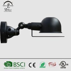 Projet de création de l'éclairage de gros bras réglable métal wall lamp