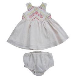 Bébé fille robe et costume culotte