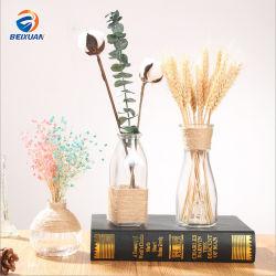 Круглая форма индивидуального горячая продажа Элегантные декоративные вазы из стекла для домашнего офиса партии с Multi-Specification