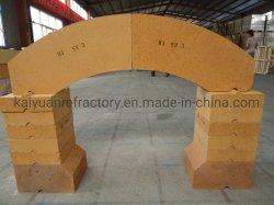 Briques réfractaires pour Hot argile réfractaire haut fourneau N-41