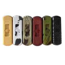 Accesorios para fumar, Electronic Cigaretter encendedor USB, USB sin Flama encendedor de fumar