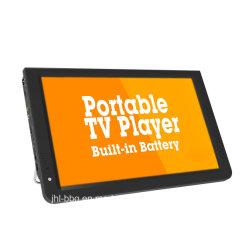 7inch LED 종려 소형 Portable TFT-LED 전시 디지털 텔레비젼 아날로그 텔레비젼 Multimedie OEM 상표에 있는 소형 크기 차 텔레비젼 보유 텔레비젼