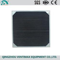 36inch/50inch/Panne de courant/noir/filtre à orifice de dégazage/Mur respirant/piège lumineux pour la ventilation ventilateur utilisé dans les fermes avicoles de serre
