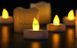 7keys Remote Control LED Tea Light, Remote Set of 9 Control LED Flameless Candle, Remote Contorl Tealight Candle
