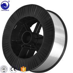1.2mmの15kg/Spool銀製灰色OEMの工場二酸化炭素の溶接ワイヤのえー4043溶接ワイヤ