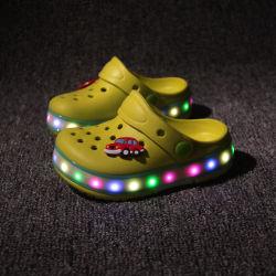 신식 남녀 공통 재충전용 여름 샌들 단화 아이 단화 LED