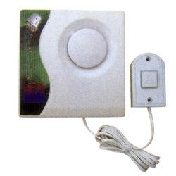 Neuer Entwurf verdrahtetes Türklingel mit Kabel und Taste