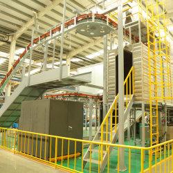 강철 제품을%s 정전기 자동적인 분말 코팅 페인트 살포 기계