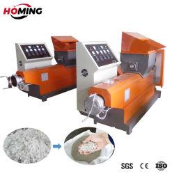 EPE Procesamiento avanzado de espuma de residuos de plástico rallar la maquinaria de la extrusora