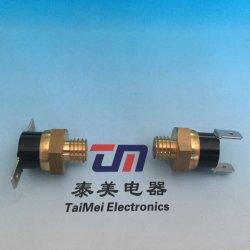 Bimetal Termostat Ksd301 250V 16um fusível de protecção térmica