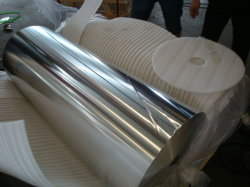 8011 H22 - Eco Friendly feuille de fin d'aluminium pour le ménage les appareils électriques