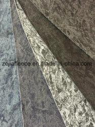 100% Polyester Borstel Fleece Met Print
