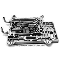 Moteur en aluminium atypique Auto usinage CNC/pièces de machinerie/usiné