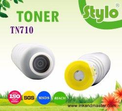 Tn-710 Cartucho de tóner de impresora Konica Minolta Bizhub 600/601/750/751