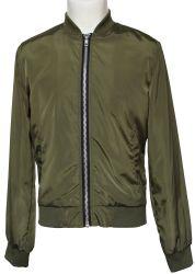 Custom de poliéster de alta calidad de los hombres chaqueta de aviador